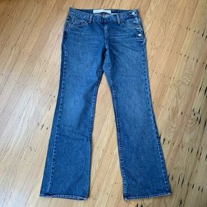Gap Low Rise Boot Cut Jean